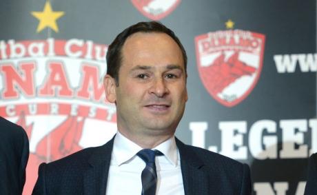 Se vinde Dinamo - Un cotroversat om de afaceri, cercetat de DNA, este favorit pentru preluarea clubului