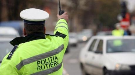 205 km/h a fost viteza tinerei prinse sâmbătă de poliție pe DN5