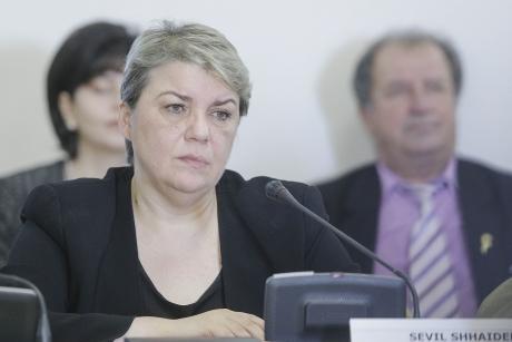 Sevil Shhaideh deschide larg punga cu bani: contract cu o firmă 'prietenă' a coaliției de guvernare