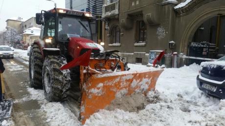 Premieră în România: Ce a plănuit o primărie pentru scăpa de zăpadă la iarnă