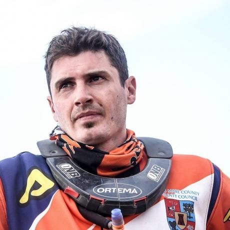 Emanuel Gyenes a terminat pe locul 30 şi în etapa a 11-a a Raliului Dakar