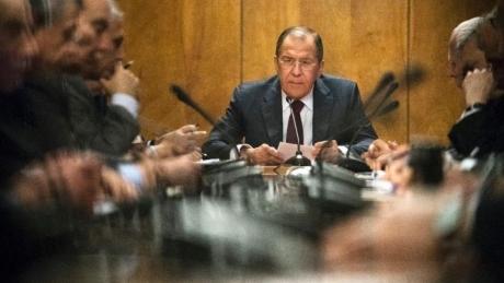 Serghei Lavrov a declarat că este pregătit să aibă o întrevedere cu Mike Pompeo