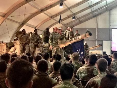 Orientul Mijlociu fierbe - SUA suplimentază numărul de militari