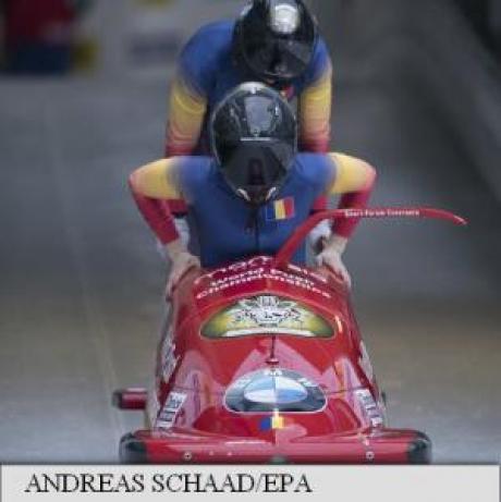 Maria Adela Constantin şi Andreea Grecu vor evolua la Olimpiadă, în proba de bob două persoane
