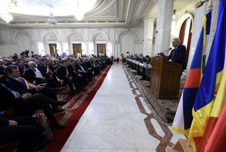 CEx al PSD se reunește luni la Parlament. Printre temele de discuție, vizita Guvernului la Bruxelles