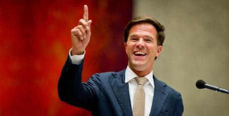 Mark Rutte a negat zvonurile conform cărora ar fi interesat să candideze pentru o poziţie importantă în UE