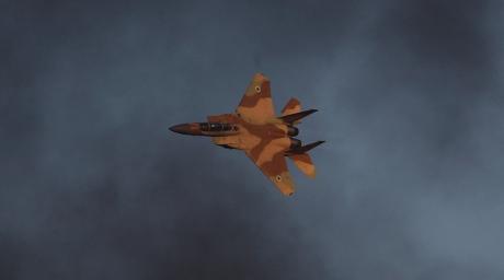 Armata israeliană a lansat un raid aerian în sudul Fâşiei Gaza