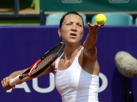 Performanță URIAȘĂ pentru Patricia Țig: S-a calificat în semifinalele turneului de la București, după ce a născut