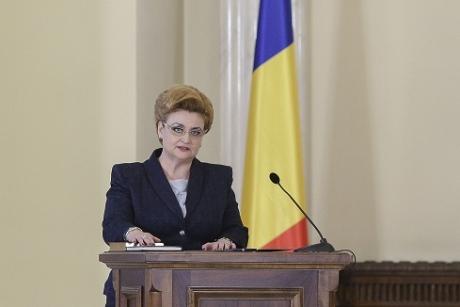 Grațiela Gavrilescu, ministrul Mediului, sare în apărarea liderului PSD: 'Dragnea trebuie să beneficieze de prezumția de nevinovăție'