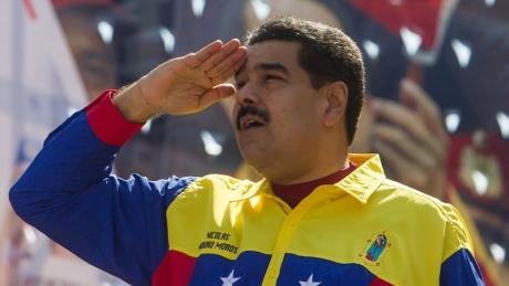 Canada va impune sancţiuni împotriva lui Maduro şi a altor oficiali venezueleni