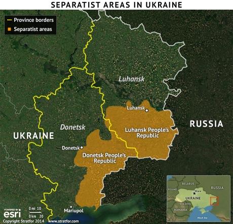 Rusia, responsabilă de conflictul ucrainean (emisar american)