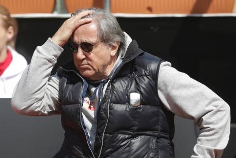 Fostul tenismen Ilie Năstase a fost suspendat de către Federaţia Internaţională de Tenis până în anul 2021