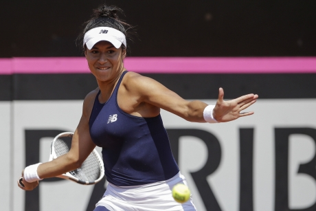 Tennis: Begu and Olaru qualify for quarterfinals of doubles event in Tashkent (WTA)