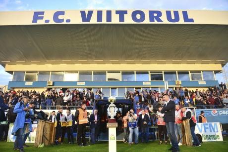 FC Viitorul strigă PREMEDITARE la faultul lui Viera asupra lui Ianis: 'A intrat pe teren cu gândul de a-l accidenta grav pe cel mai valoros jucător al nostru'