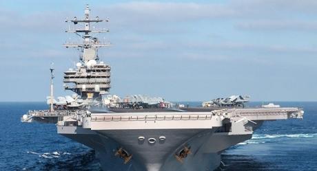 Lucrurile SE COMPLICĂ în Orient: SUA au trimis un al doilea portavion