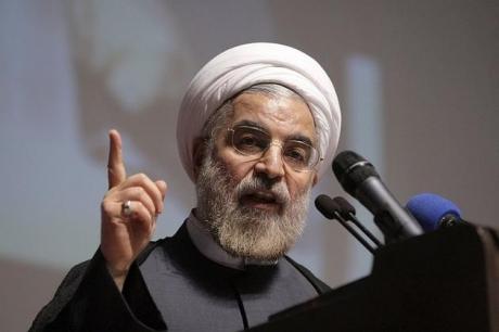 Hassan Rouhani îndeamnă ţările vecine să respingă sionismul