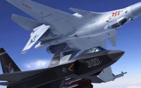 INCIDENT MILITAR între China și Rusia: Mai multe avioane de luptă au fost implicate