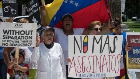 SUA anunță că NU vor recunoaște rezultatul alegerilor din Venezuela