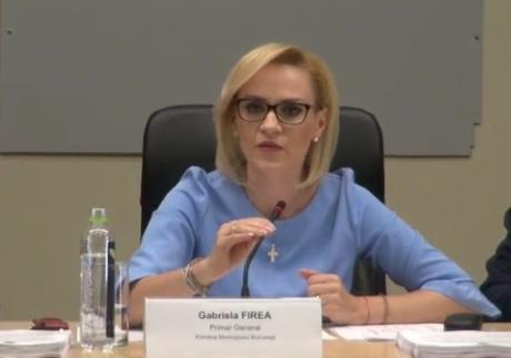 Gabriela Firea, reacție FURIBUNDĂ la atacurile din spațiul public: 'Dacă mureau oameni, cine răspundea? Eu sau comentatorii de pe Facebook?'