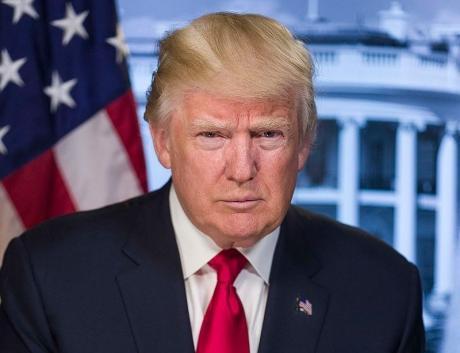 Donald Trump a avut o întâlnire cu directorul publicației National Enquirer
