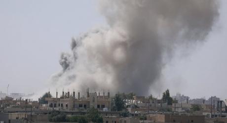 ȘOC după izbucnirea luptelor dintre Siria și alianța controlată de SUA: Anunțul Washingtonului