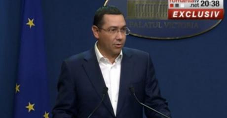 Victor Ponta avertizează PSD că va veni 'nota de plată': 'Dragnea a mințit electoratul' - VIDEO