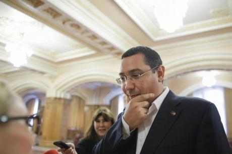 VIDEO - Ponta acuză vești 'criminale' pentru PSD: Dragnea trebuie să meargă singur în prăpastie