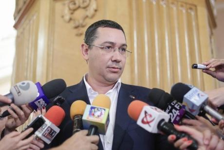 Victor Ponta: Dacă azi Dragnea va câștiga vom avea un haos si un dezastru generalizat! Dacă i-ar păsa de partid ar DEMISIONA