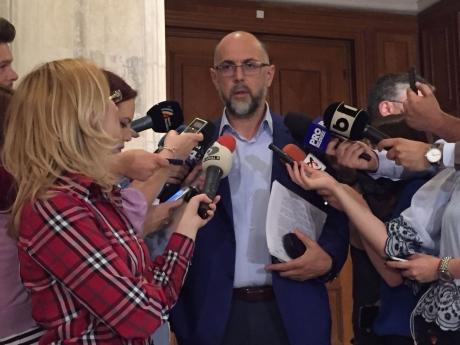 Liderul UDMR i se plânge lui Klaus Iohannis: 'E o isterie extrem de violentă'