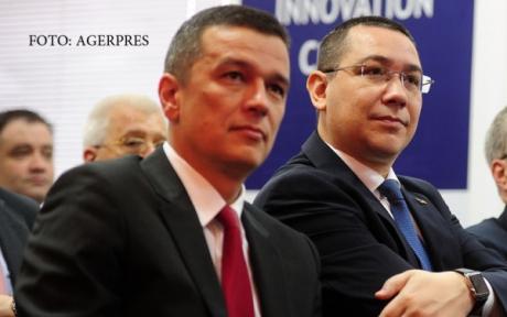 Ponta, atac DUR la adresa lui Liviu Dragnea pe numirea lui Grindeanu la ANCOM: 'Mă bucur închipuindu-mi faţa lui Dragnea la votul de mâine... ' - VIDEO