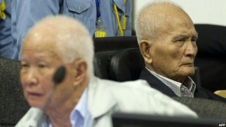 Liderii khmerilor roşii REFUZĂ să recunoasă GENOCIDUL din Cambodgia