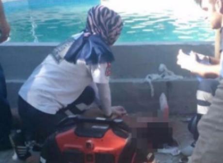 Clipe de groază la o piscină: Cinci persoane au fost electrocutate în Turcia / VIDEO