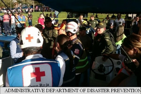 Tragedie în Columbia: 9 morţi şi 28 dispăruţi după un naufragiu