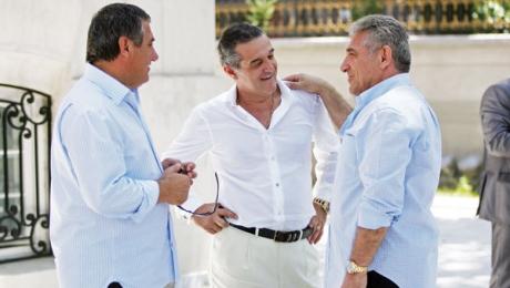 Frații Becali intră iar în PUȘCĂRIE: Cât vor face, de fapt, din pedeapsa totală de 13 ani