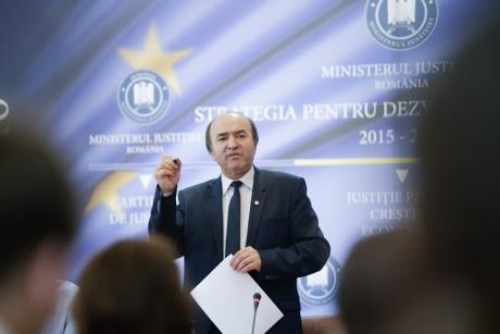 Ministrul Justiției NU renunță la prag. Comisia de la Veneția are rol consultativ