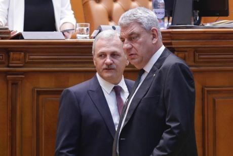 Replicile lui Mihai Tudose după ce s-a trezit cu Liviu Dragnea la Guvern: 'A fost o reclamaţie'