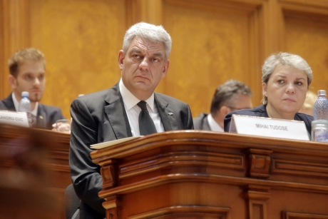Ponta: Eu cred că la un moment dat Tudose va prelua conducerea PSD