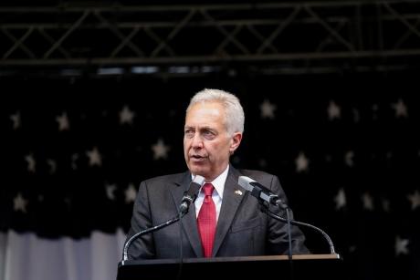 Întâlnire FULGER: Hans Klemm i-a TRASAT prioritățile ministrului Justiției, Cătălin Predoiu