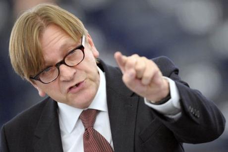 Guy Verhofstadt spune ce a CONVENIT cu Tăriceanu: Am stabilit împreună că singurul mod de a garanta statul de drept este implementarea recomandărilor Comisiei