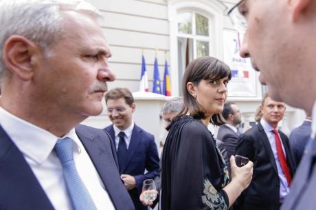 Liviu Dragnea: Kovesi a scuipat pe deciziile CCR. Sunt unii care se cred deasupra legii