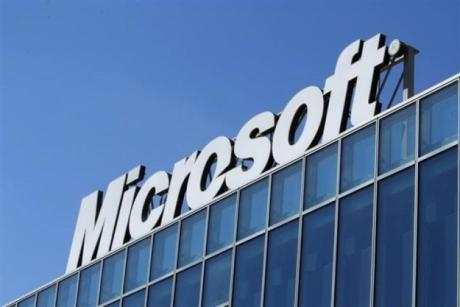 Acțiunile Microsoft au crescut cu 2%, după ce a obținut rezultate peste așteptări