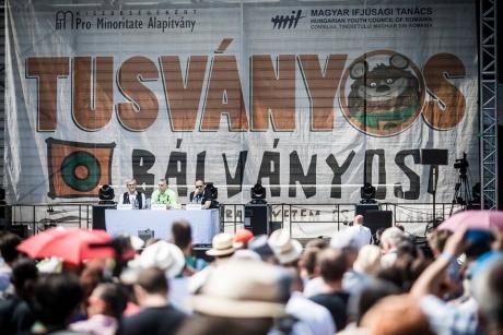 VIDEO Viktor Orban, la Băile Tușnad: 'Imperiul Soros lezează interesele maghiarilor şi riscă siguranţa Europei'