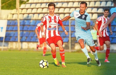 Patrick Petre a devenit noul jucător al echipei Politehnica Iași