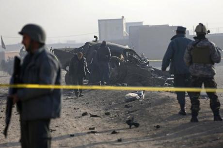 Atentat sinucigaş lângă un stadion din Kabul: cel puţin trei morţi şi cinci răniţi