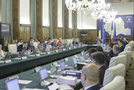 Deciziile adoptate de Guvern în ședința din 18 august