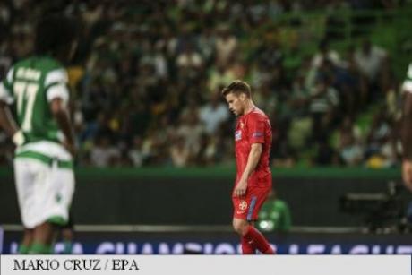 Pintilii spune că Haţegan nu ar fi trebuit să acorde penalti pentru CFR Cluj şi că eliminarea sa nu a fost corectă