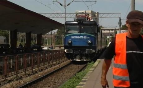 Încă un ACCIDENT FEROVIAR GRAV: Două persoane au fost CĂLCATE de tren / VIDEO