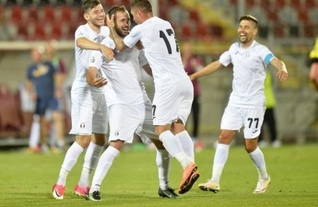 Astra Giurgiu, remiză albă cu Dinamo, în play-out-ul Ligii I