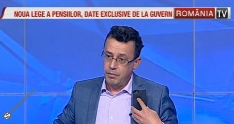 Victor Ciutacu reacționază DUR după ultimul comunicat al SRI şi ameninţă cu noi dezvăluiri: 'Dacă vreţi nume, încep să scriu'