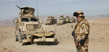 Ei sunt militarii români răniți în Afganistan: Ministerul Apărării a făcut publice numele